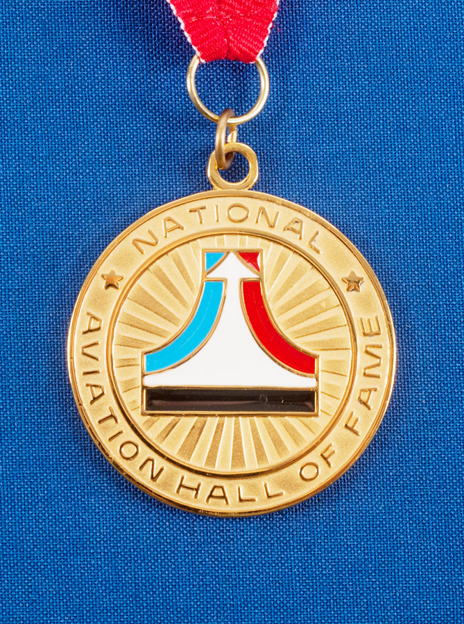 National Aviation Hall of Fame, Enshrinement,  2012