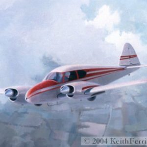 """Piper Apache, Everybody's Twin -Original Painting by Keith Ferris ContactKeith Ferris Galleries Call 973.539.3363 for more information. 18"""" x 24"""" Oil on board Piper Apache"""